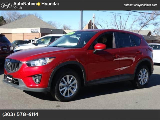 2015 Mazda CX-5 Touring blind-spot monitor hill start assist control traction control dynamic st