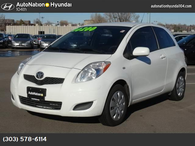 2010 Toyota Yaris  traction control stability control abs 4-wheel air conditioning power stee