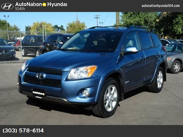 2009 Toyota RAV4 Ltd traction control stability control abs 4-wheel air conditioning power wi