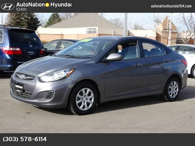 2013 Hyundai Accent GLS traction control stability control abs 4-wheel keyless entry air cond
