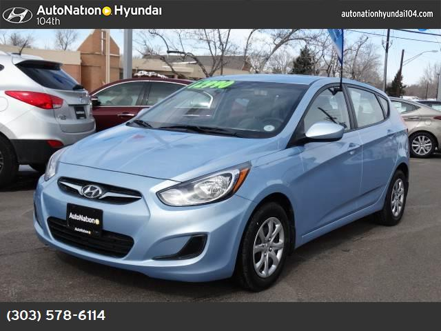 2012 Hyundai Accent GS traction control stability control abs 4-wheel keyless entry air condi