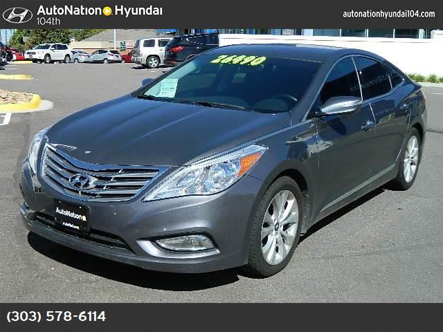 2012 Hyundai Azera  28895 miles VIN KMHFG4JG3CA122399 Stock  1119296426 23494