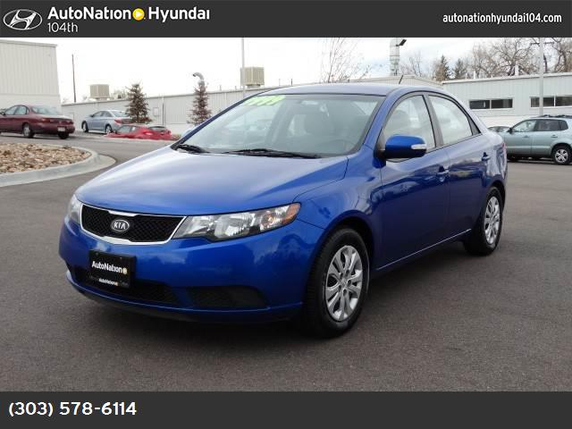 2010 Kia Forte EX traction control stability control abs 4-wheel air conditioning power windo