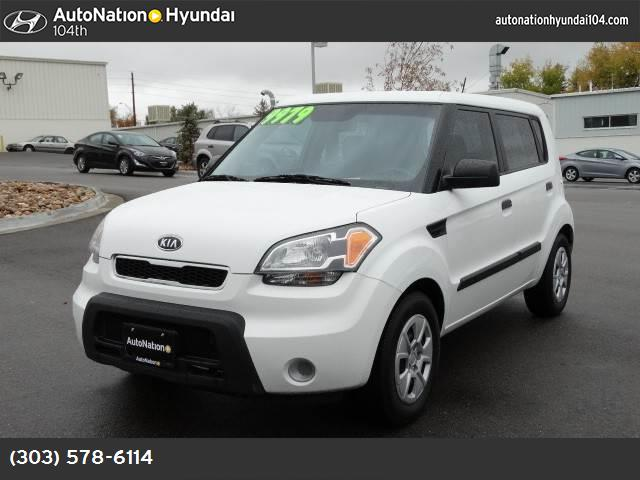 2010 Kia Soul  with the carfax buyback guarantee  this pre-owned vehicle comes with peace of mind