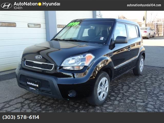 2011 Kia Soul  traction control stability control abs 4-wheel air conditioning power windows