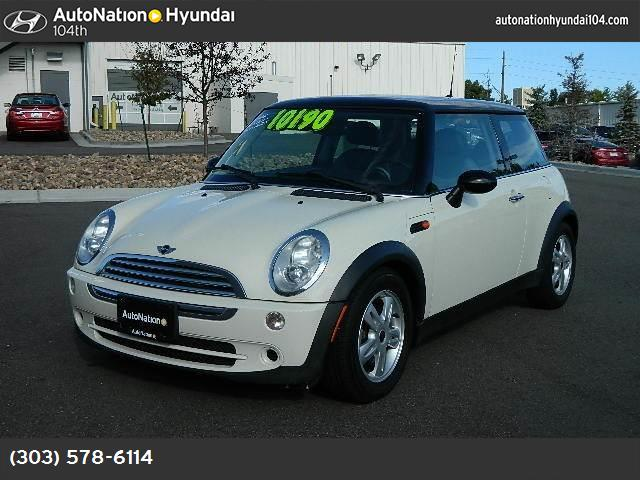 2006 MINI Cooper Hardtop  abs 4-wheel air conditioning power windows power door locks power s