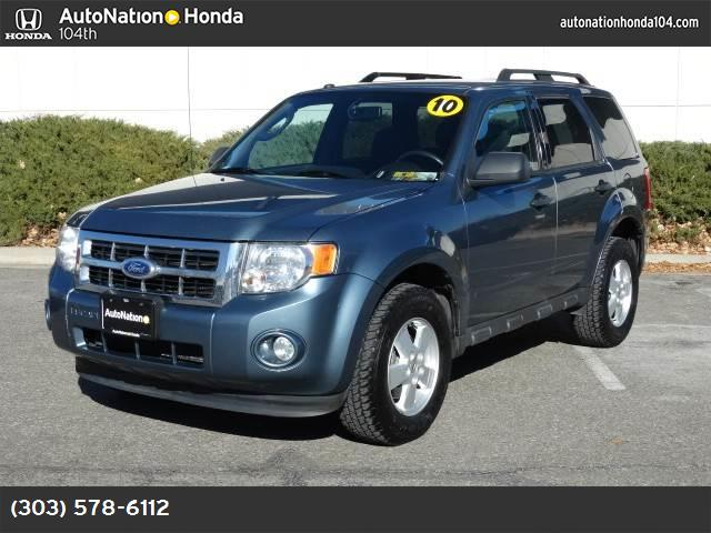2010 Ford Escape XLT traction control advancetrac abs 4-wheel air conditioning power windows