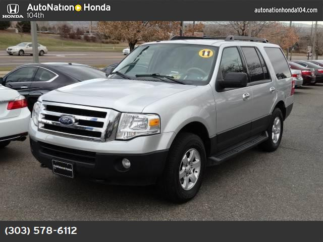 2011 Ford Expedition XL traction control advancetrac abs 4-wheel air conditioning air cond re