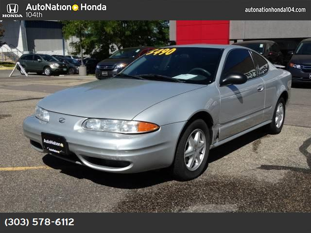 2004 Oldsmobile Alero GL1 air conditioning power windows power door locks cruise control power