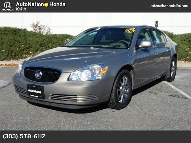 2006 Buick Lucerne CXL traction control abs 4-wheel air conditioning power windows power door