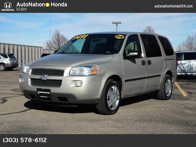 2008 Chevrolet Uplander LS traction control stabilitrak abs 4-wheel air conditioning power wi