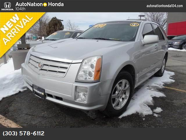 2009 Cadillac SRX RWD power liftgate release traction control stabilitrak abs 4-wheel keyless
