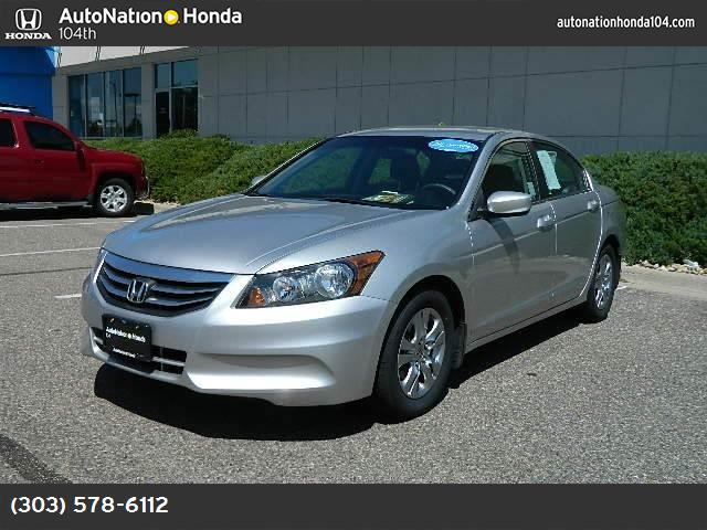 2011 Honda Accord Sdn SE traction control stability control abs 4-wheel keyless entry air con
