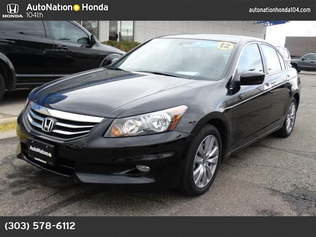 2012 Honda Accord Sdn EX gray  seat trim front wheel drive power steering 4-wheel disc brakes a