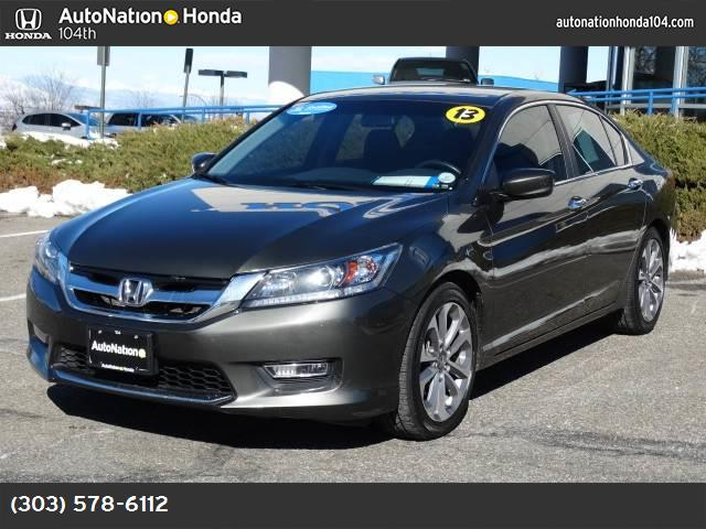 2013 Honda Accord Sdn Sport traction control stability control abs 4-wheel keyless entry air