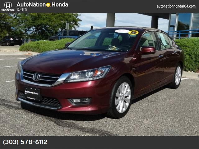 2013 Honda Accord Sdn EX traction control stability control abs 4-wheel keyless entry air con