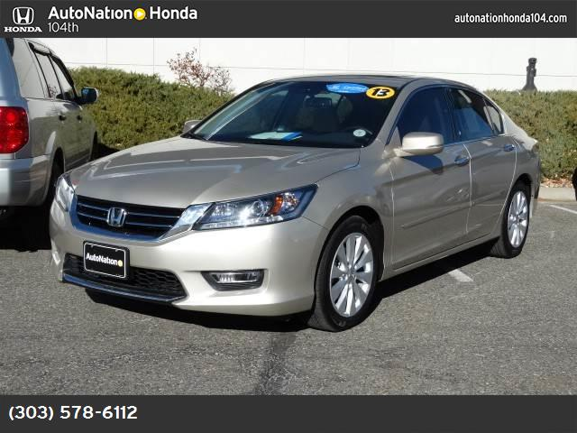 2013 Honda Accord Sdn EX-L traction control stability control abs 4-wheel air conditioning po