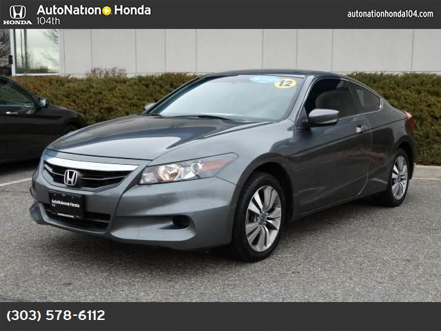 2012 Honda Accord Cpe LX-S traction control stability control abs 4-wheel air conditioning po