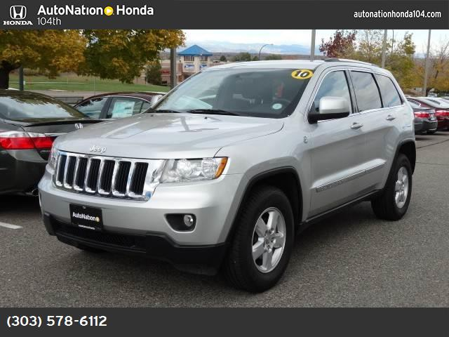 2011 Jeep Grand Cherokee Laredo hill start assist control stability control abs 4-wheel air co