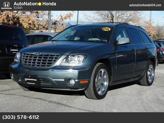 2006 Chrysler Pacifica Limited 82225 miles VIN 2A8GF784X6R693227 Stock  1186166342 10990