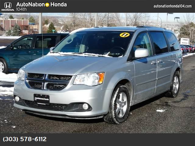 2011 Dodge Grand Caravan Crew hill start assist traction control stability control abs 4-wheel