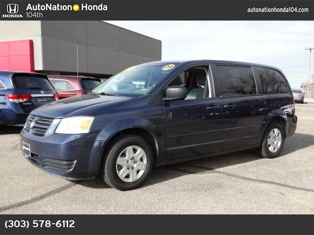 2009 Dodge Grand Caravan SE stability control abs 4-wheel air conditioning air cond rear powe