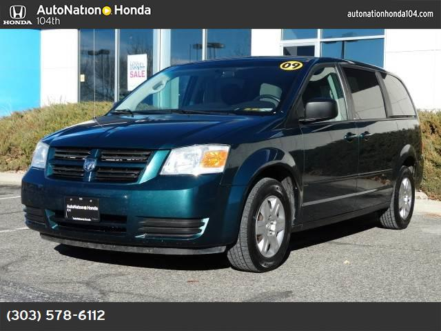 2009 Dodge Grand Caravan SE stability control abs 4-wheel air conditioning power windows powe