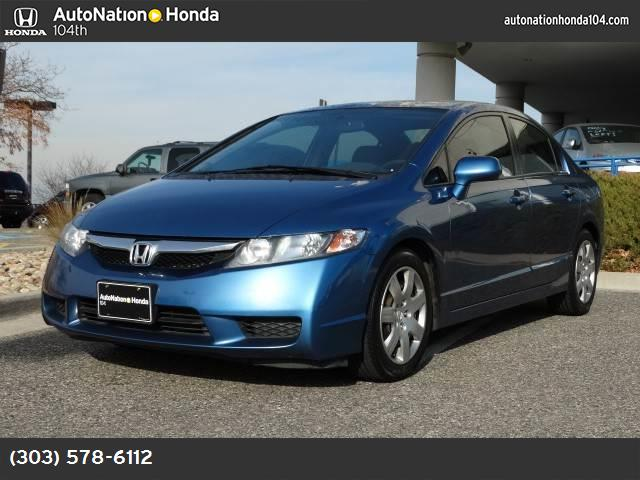 2011 Honda Civic Sdn LX abs 4-wheel keyless entry air conditioning power windows power door l
