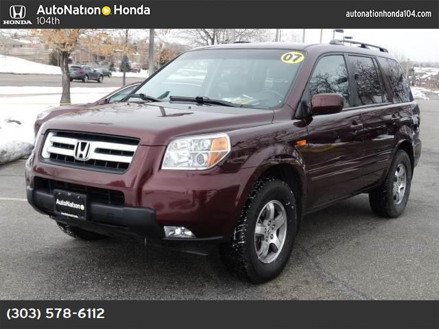 2007 Honda Pilot EX-L traction control stability control abs 4-wheel air conditioning air con