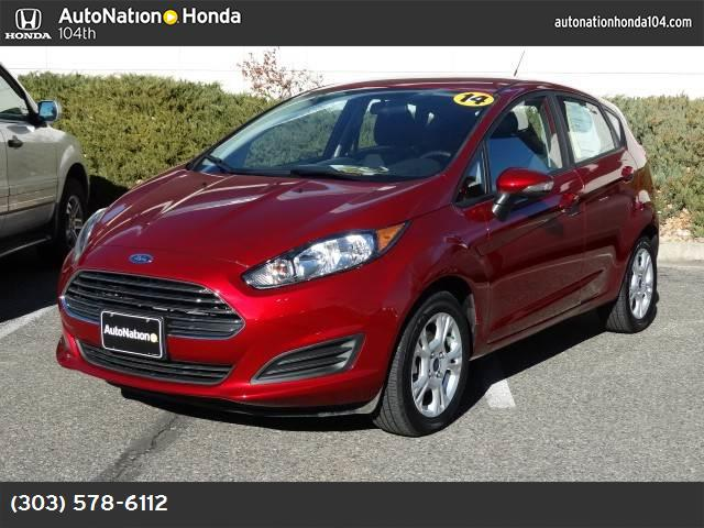 2014 Ford Fiesta SE hill start assist control traction control advancetrac abs 4-wheel air co