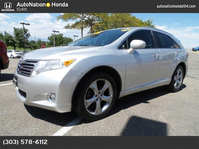 2009 Toyota Venza  traction control stability control abs 4-wheel air conditioning power wind