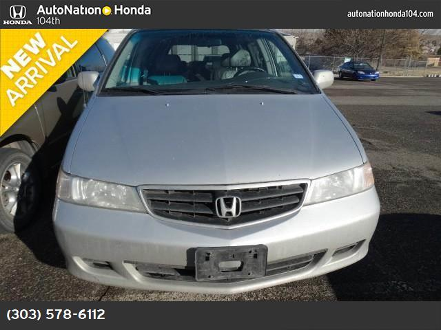 2003 Honda Odyssey EX-L traction control abs 4-wheel air conditioning air cond rear power win