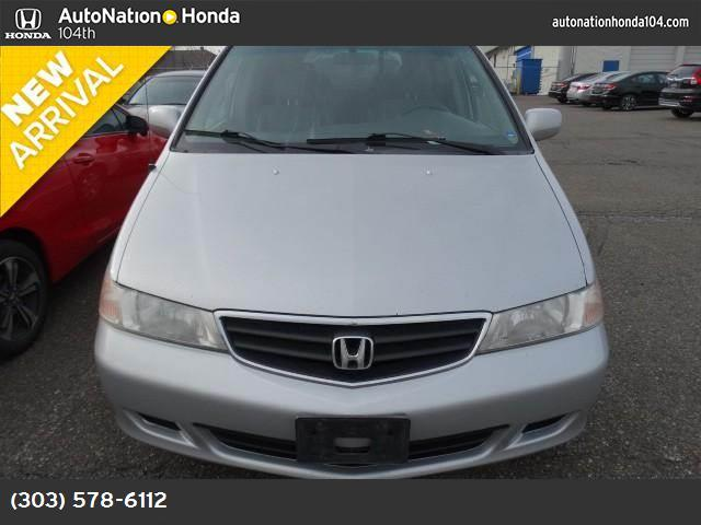 2004 Honda Odyssey EX-L traction control front wheel drive tires - front onoff road tires - rea