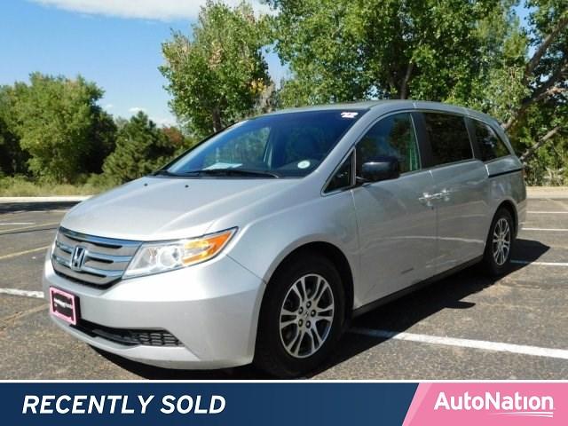 2012 Honda Odyssey EX-L 30312 miles VIN 5FNRL5H61CB125924 Stock  1213460325 27990