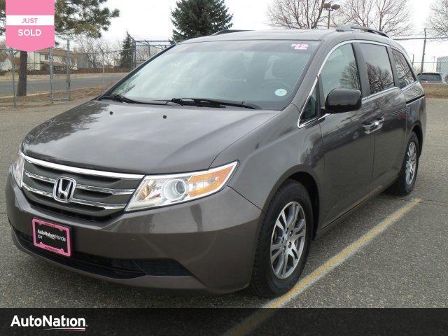 2012 Honda Odyssey EX-L 49051 miles VIN 5FNRL5H64CB030368 Stock  1201693671 26490