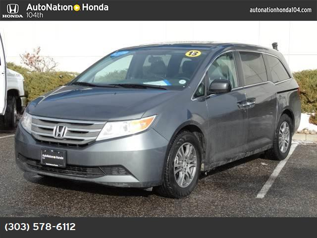 2013 Honda Odyssey EX-L traction control stability control abs 4-wheel air conditioning air c