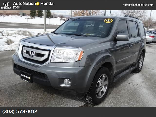 2009 Honda Pilot Touring hill start assist traction control stability control abs 4-wheel air
