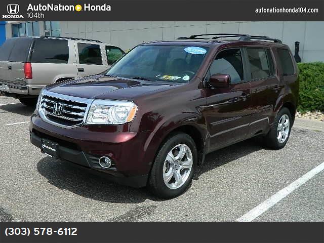 2013 Honda Pilot EX 11657 miles VIN 5FNYF4H42DB072843 Stock  1134525268 28494
