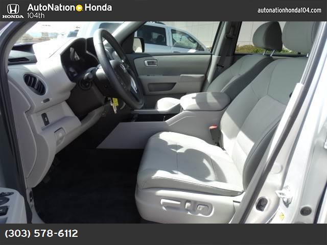 2013 Honda Pilot EX gray  fabric seat trim lockinglimited slip differential four wheel drive to