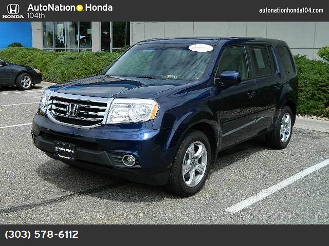 2013 Honda Pilot EX 12015 miles VIN 5FNYF4H46DB050909 Stock  1133318505 29494