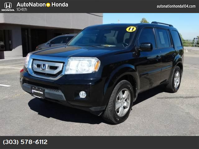 2011 Honda Pilot EX-L hill start assist control traction control stability control abs 4-wheel