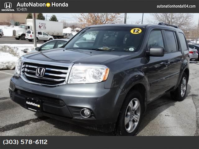 2012 Honda Pilot EX-L 30475 miles VIN 5FNYF4H74CB038413 Stock  1213460323 28490