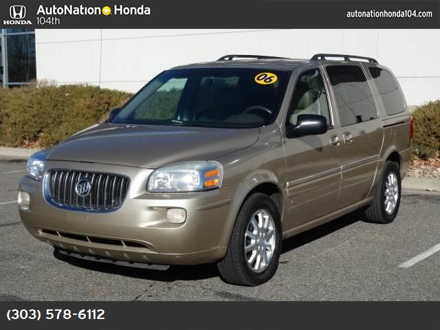 2006 Buick Terraza CX traction control stabilitrak abs 4-wheel air conditioning power windows