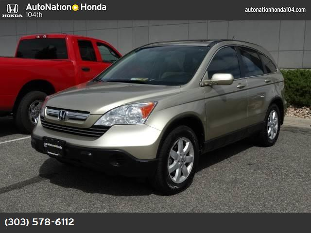 2009 Honda CR-V EX-L traction control stability control abs 4-wheel air conditioning power wi