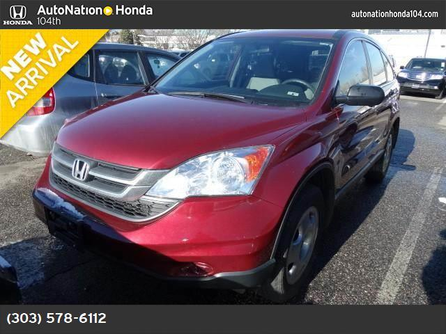 2011 Honda CR-V LX traction control stability control abs 4-wheel keyless entry air condition