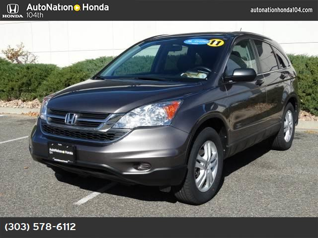 2011 Honda CR-V EX traction control stability control abs 4-wheel keyless entry air condition
