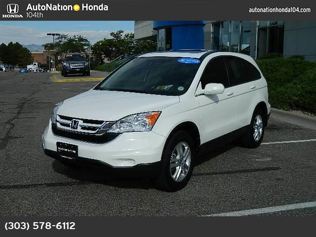2011 Honda CR-V EX-L traction control stability control abs 4-wheel keyless entry air conditi