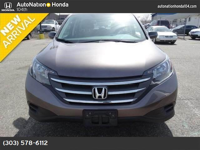 2013 Honda CR-V LX all wheel drive power steering 4-wheel disc brakes steel wheels tires - fron