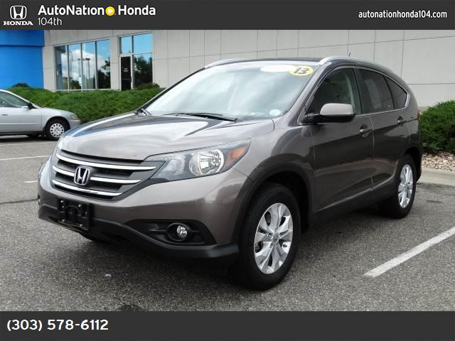 2013 Honda CR-V EX-L hill start assist traction control stability control abs 4-wheel keyless