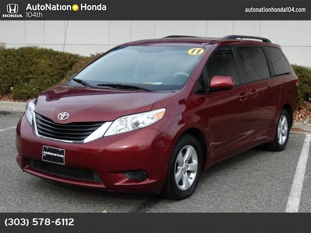 2011 Toyota Sienna LE traction control stability control abs 4-wheel keyless entry air condit